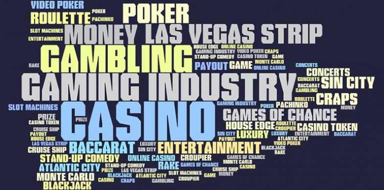 Словарь онлайн казино